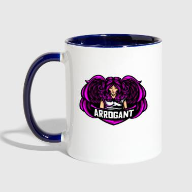 angel. - Contrast Coffee Mug