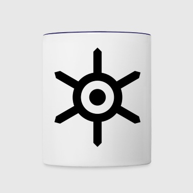 Cool Emblem - Contrast Coffee Mug