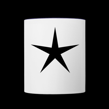 Super star - Contrast Coffee Mug
