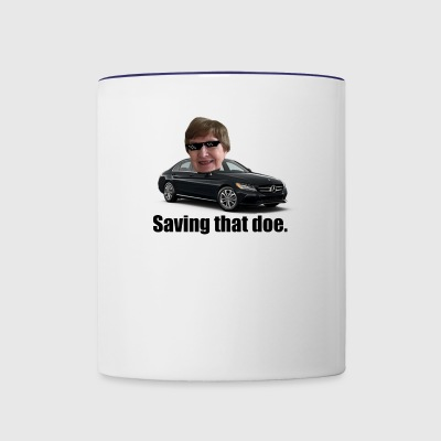 Dee with It. (V2.0) - Contrast Coffee Mug