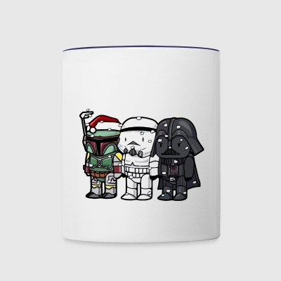 Coba It s Cold Outside - Contrast Coffee Mug