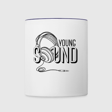 Young sound - Contrast Coffee Mug