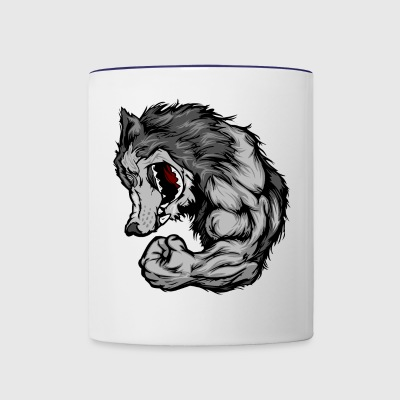 monster 11 - Contrast Coffee Mug