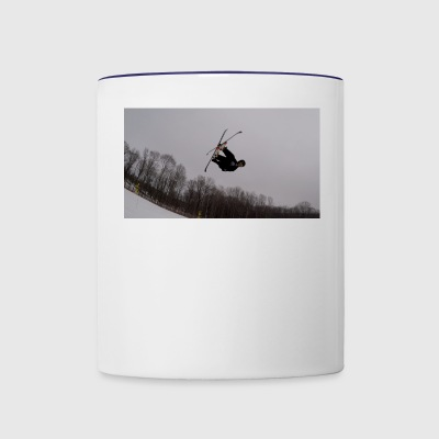 Rodeo 540 - Contrast Coffee Mug