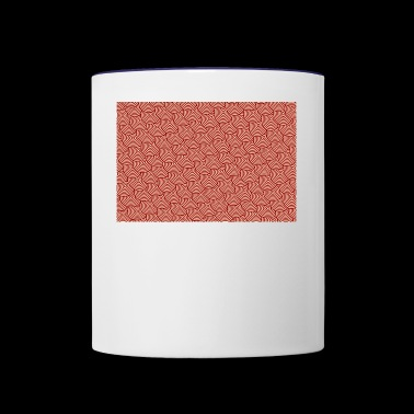 circle - Contrast Coffee Mug