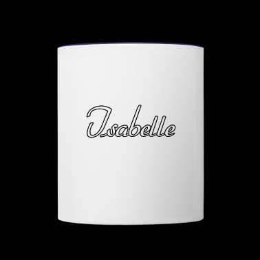 Team Isabelle - Contrast Coffee Mug