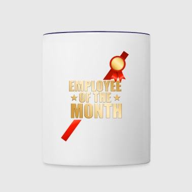 Perfect Shirt For Employee. Gift Ideas For Daughte - Contrast Coffee Mug
