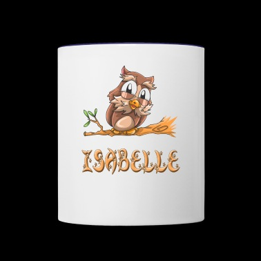 Isabelle Owl - Contrast Coffee Mug