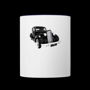 vehicle - Contrast Coffee Mug