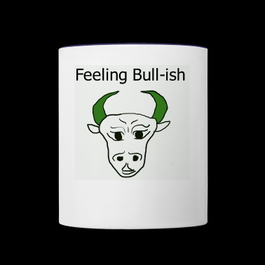 Bullish - Contrast Coffee Mug