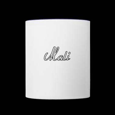 Team Mali - Contrast Coffee Mug