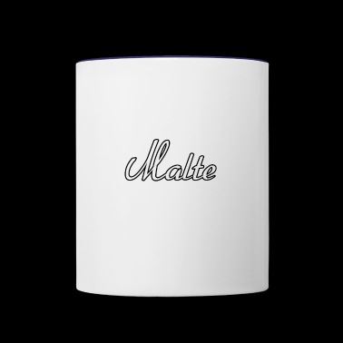 Team Malte - Contrast Coffee Mug