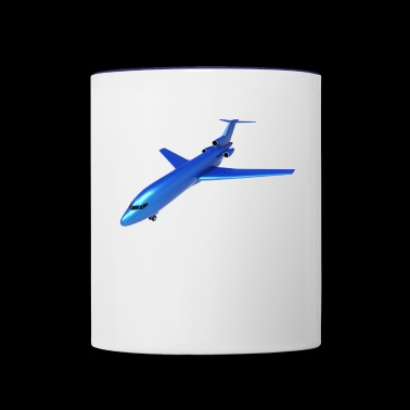 aircraft - Contrast Coffee Mug