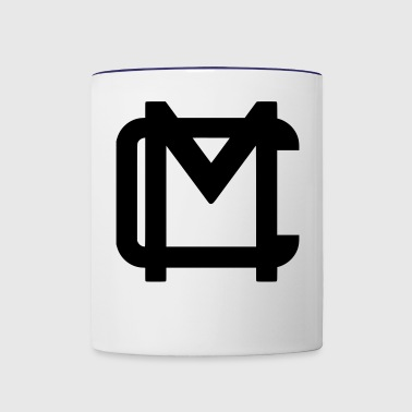 MC Scow sailing class - Contrast Coffee Mug