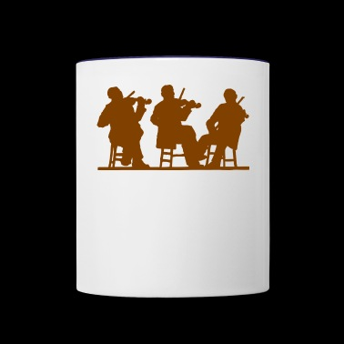 music concert - Contrast Coffee Mug