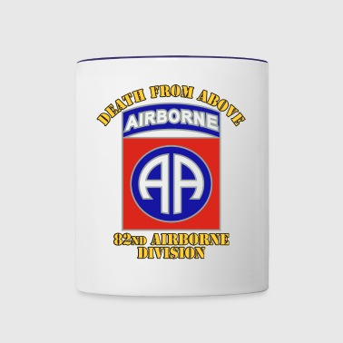 82nd Airborne Division - Contrast Coffee Mug