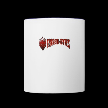 Terror-Bytes Fire Demo - Contrast Coffee Mug