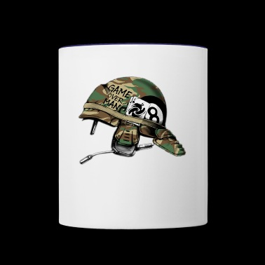 marines - Contrast Coffee Mug