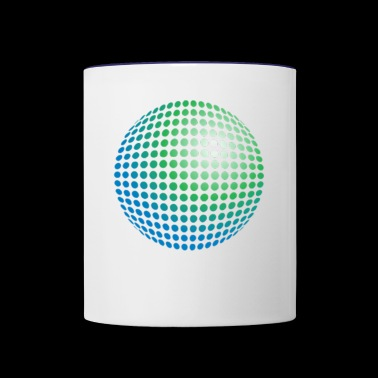 Ball - Contrast Coffee Mug