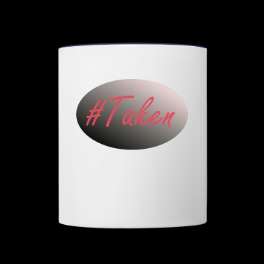 Taken - Contrast Coffee Mug