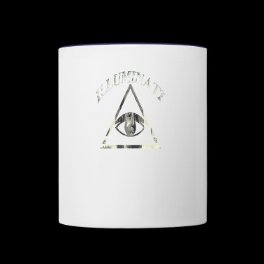ILLUMINATI - Contrast Coffee Mug