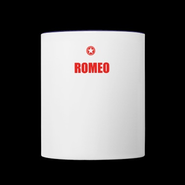 Geschenk it s a thing birthday understand ROMEO - Contrast Coffee Mug