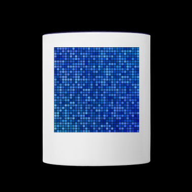 square - Contrast Coffee Mug