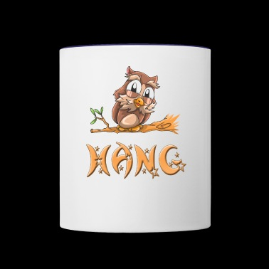 Hang Owl - Contrast Coffee Mug