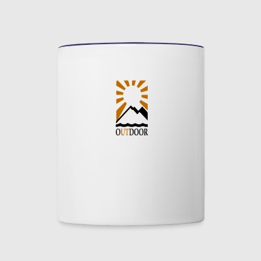 GIFT - OUTDOOR - Contrast Coffee Mug
