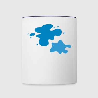 paint - Contrast Coffee Mug