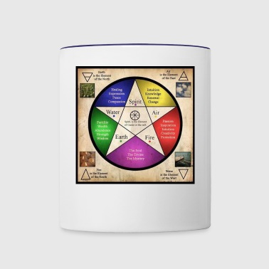 The Elements - Contrast Coffee Mug