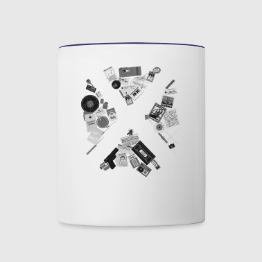 CLUES and CONNECTIONS - Contrast Coffee Mug
