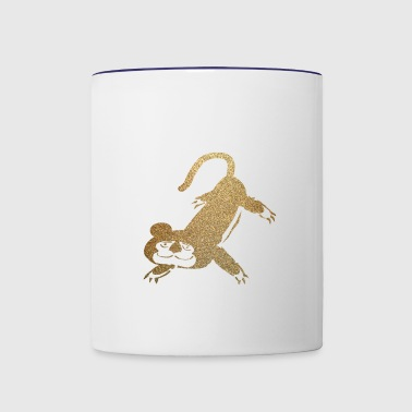 tiger - Contrast Coffee Mug