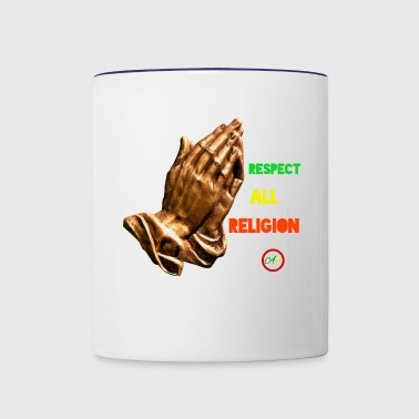 Religion - Contrast Coffee Mug
