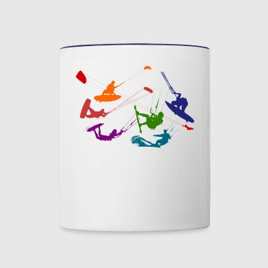 freestyle - Contrast Coffee Mug