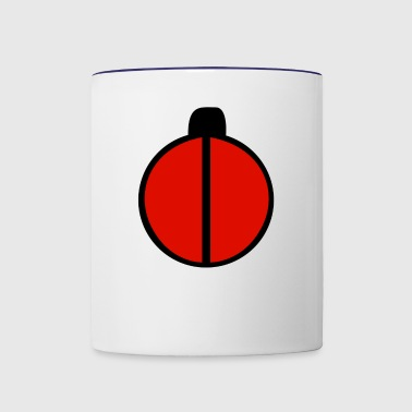 Bug - Contrast Coffee Mug