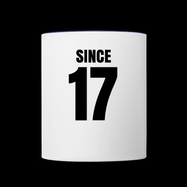 Since - Contrast Coffee Mug