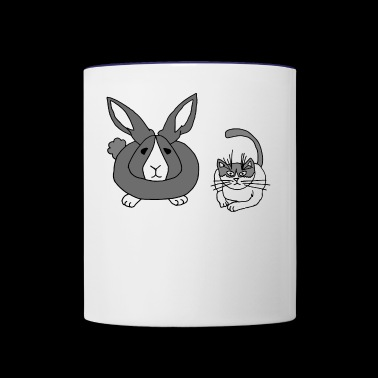 Animals - Contrast Coffee Mug