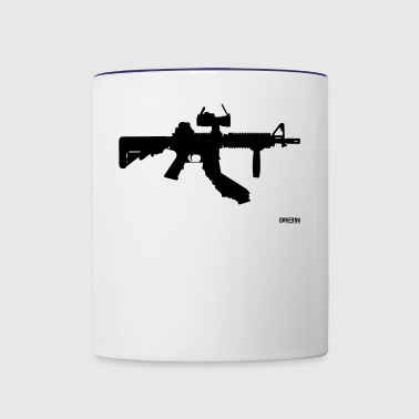 High CApacity - SBR Version alpha - Contrast Coffee Mug