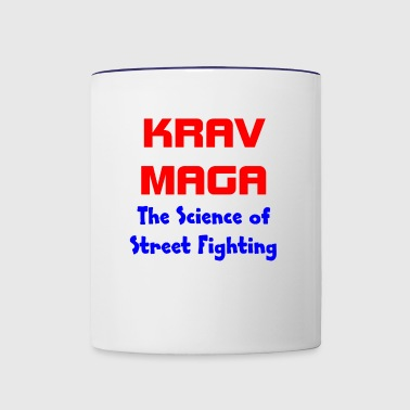 KRAV MAGA - The Science of Street Fighting - Contrast Coffee Mug