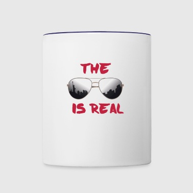 The Shade is Real - Contrast Coffee Mug