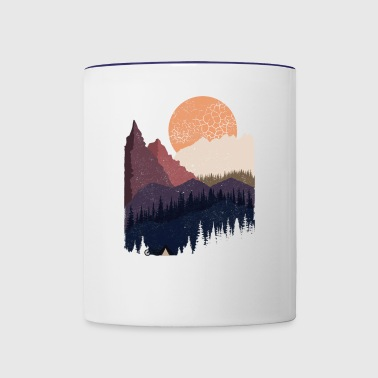 Be Wild - Contrast Coffee Mug