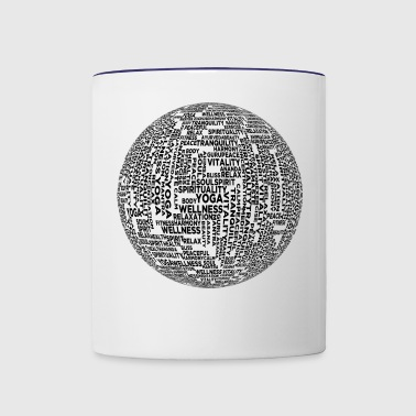 Spiritual World - Contrast Coffee Mug