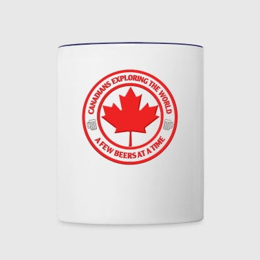 Canadians - Contrast Coffee Mug