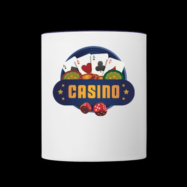 Champion Casino - Contrast Coffee Mug