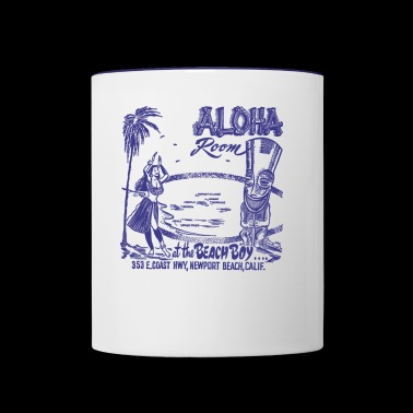 Aloha Room - Contrast Coffee Mug