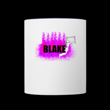 BLAKE MERCH - Contrast Coffee Mug