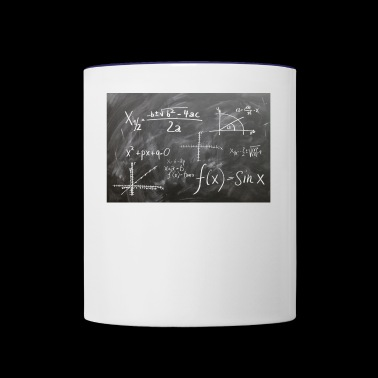MATHematics - Contrast Coffee Mug