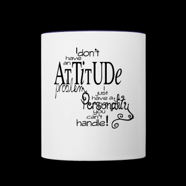 funny quotes funniest jokes - Contrast Coffee Mug