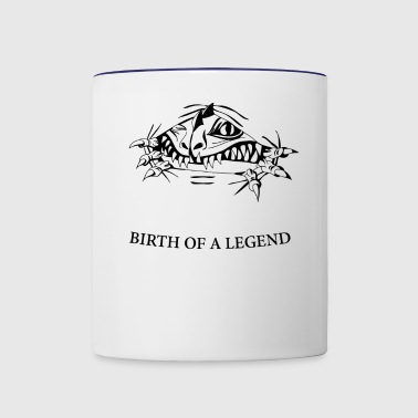 BIRTH - Contrast Coffee Mug